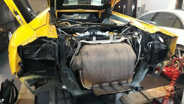Lamborghini Aventador biển tứ quý 9 độ pô IPE trong nhà Cường Đô-la - Ảnh 4.