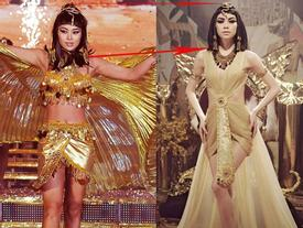 Loạt ảnh Hà Hồ - Minh Hằng từng là 'chị em trên bến dưới thuyền' từ thời trang tới make-up