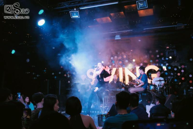 Hà Hồ được yêu cầu hát hit của Minh Hằng, ngầm đáp trả scandal The Face - ảnh 1