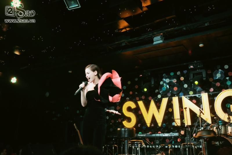 Hà Hồ được yêu cầu hát hit của Minh Hằng, ngầm đáp trả scandal The Face - ảnh 4
