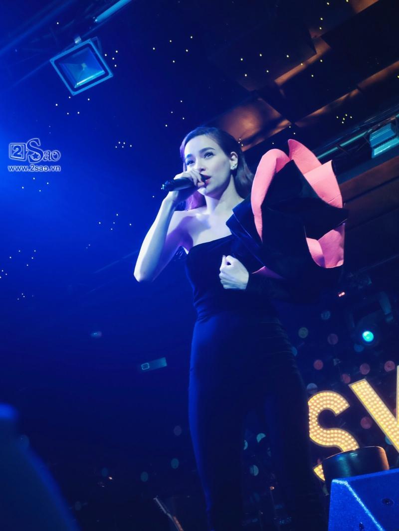 Hà Hồ được yêu cầu hát hit của Minh Hằng, ngầm đáp trả scandal The Face - ảnh 7