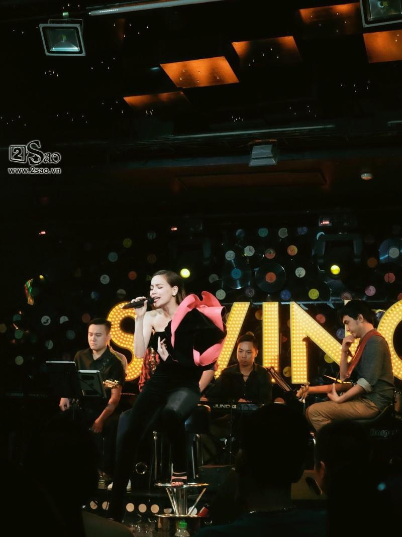 Hà Hồ được yêu cầu hát hit của Minh Hằng, ngầm đáp trả scandal The Face - ảnh 8