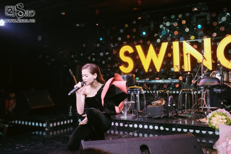Hà Hồ được yêu cầu hát hit của Minh Hằng, ngầm đáp trả scandal The Face - ảnh 5