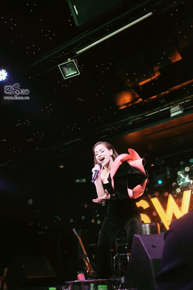 Hà Hồ được yêu cầu hát hit của Minh Hằng, ngầm đáp trả scandal The Face - ảnh 6