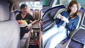 Ngọc Trinh chứng minh siêu xe 12 tỷ đồng không phải hàng quảng cáo như tin đồn