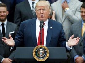 Tháng 11 này, Tổng thống Mỹ Donald Trump sẽ đến Việt Nam