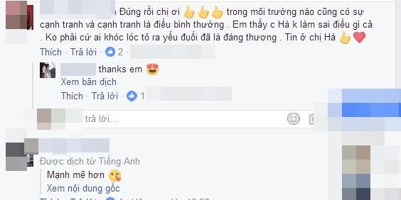 Chị dâu động viên Hồ Ngọc Hà giữa bão scandal bị tố chèn ép Minh Hằng - 03