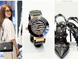 Bóc giá những món thời trang Diệp Lâm Anh 'bồ kết' nhất trong tủ hàng hiệu đồ sộ
