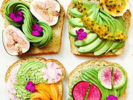 Ngắm nhìn những bức tranh bánh mì đẹp long lanh như tranh vẽ