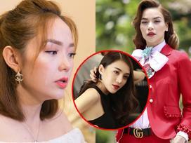 Lê Hà đóng cửa Facebook sau khi gọi Hà Hồ là sao bự, mắng Minh Hằng 'diễn sâu'