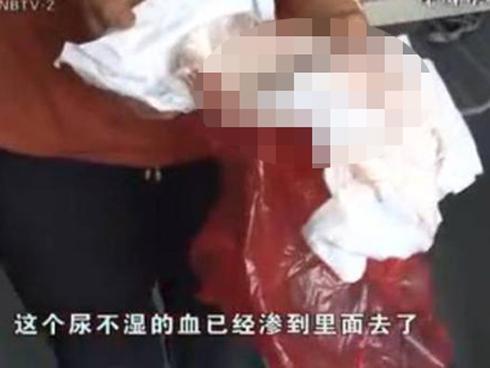 Thấy tã lót của con gái 16 tháng tuổi dính máu, người mẹ sốc nặng khi biết sự thật
