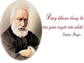 Những câu nói bất hủ về tình yêu và cuộc sống của Victor Hugo