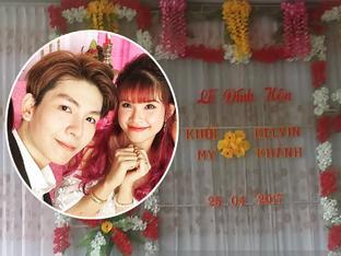 Thông tin thực hư về lễ đính hôn 'sét đánh' của Khởi My và Kelvin Khánh