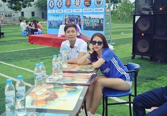 Cô bạn gái trong mơ: Xinh, học ngành Y, là fan cứng Chelsea và chơi được cả bóng đá! - Ảnh 6.