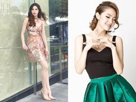 'Nhức não' vì chèn ép, Hà Hồ - Minh Hằng vẫn đứng ngôi đầu danh sách mặc đẹp nhất tuần