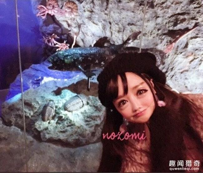 Cô gái được mệnh danh người đẹp anime Nhật Bản: Sự kết hợp kinh dị giữa công nghệ thẩm mỹ, hóa trang và photoshop - Ảnh 3.