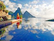 Những bể bơi vô cực đẹp nhất thế giới