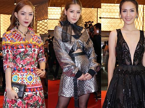 Dàn sao Việt quần là áo lượt đẹp xuất sắc khi 'đổ bộ' thảm đỏ thời trang