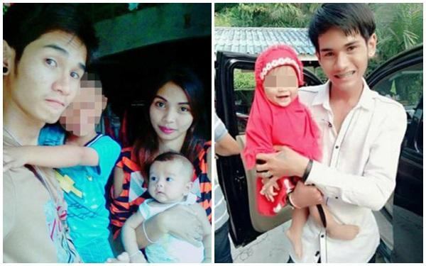 Nghi ngờ vợ ngoại tình, cha livestream treo cổ con gái 11 tháng tuổi rồi tự sát - Ảnh 1.