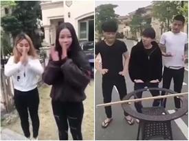 Clip Hài: Sự cố không tưởng khi đi 'cua' gái