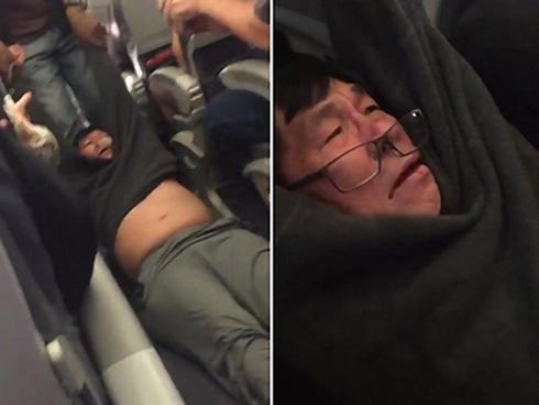 Cảnh sát hàng không: David Dao hành xử bạo lực trước khi bị đuổi