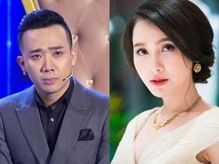 Từ scandal 'người thứ 3', Minh Hà khẳng định VTV không quay lưng với Trấn Thành