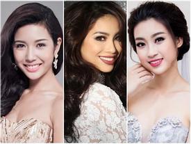 Mỹ nhân nào sẽ đại diện Việt Nam thi 'Hoa hậu Thế giới 2017'?