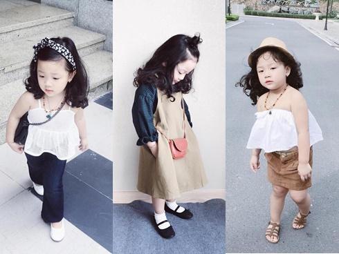 Học cách hot girl Ngọc Nguyễn 'lên đồ' cho bé yêu đi chơi ngày nghỉ lễ
