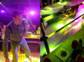 Hình ảnh cuối cùng của nam diễn viên gạo cội TVB đột quỵ trên sân khấu