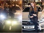 Siêu xe đính triệu viên pha lê Swarovski làm náo loạn đường phố nước Anh