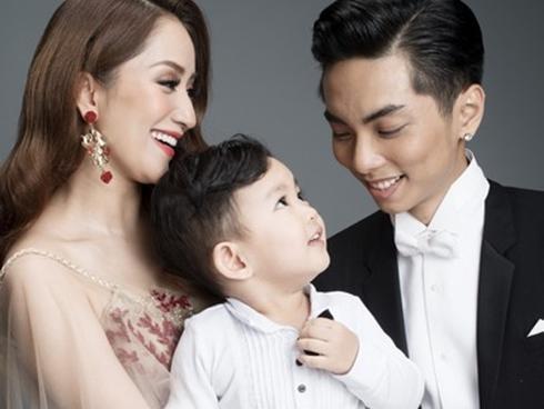 Khánh Thi bất ngờ tung ca khúc 'song ca' cùng con trai