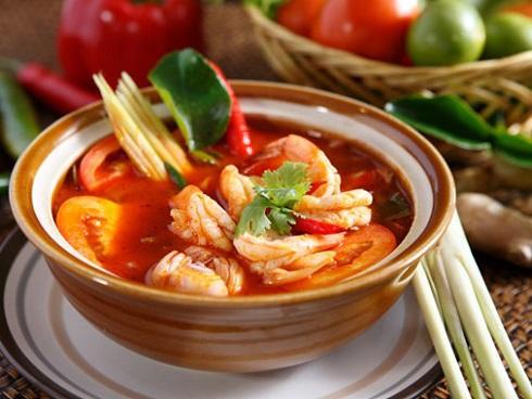 Những món ngon đặc sắc nhất định phải thử khi đến Thái Lan