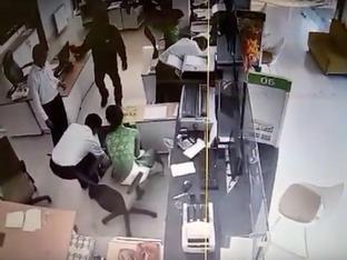 Vụ cướp nhà băng ở Trà Vinh: Kẻ bịt mặt lấy 1,6 tỷ và gần 36.000 USD