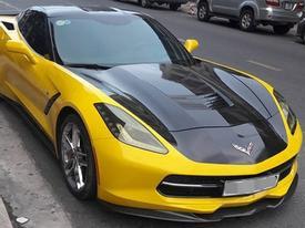 Tay chơi Bình Thuận 'trang điểm' cho Chevrolet Corvette C7 Stingray