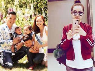 Facebook 24h: Jennifer Phạm về nước chớp nhoáng sau thời gian sinh con tại Mỹ