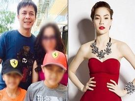 Vợ chồng đại gia kim cương Chu Đăng Khoa tái hợp?