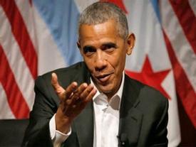 Bài phát biểu giá 'cắt cổ' hơn 9 tỷ đồng của Obama