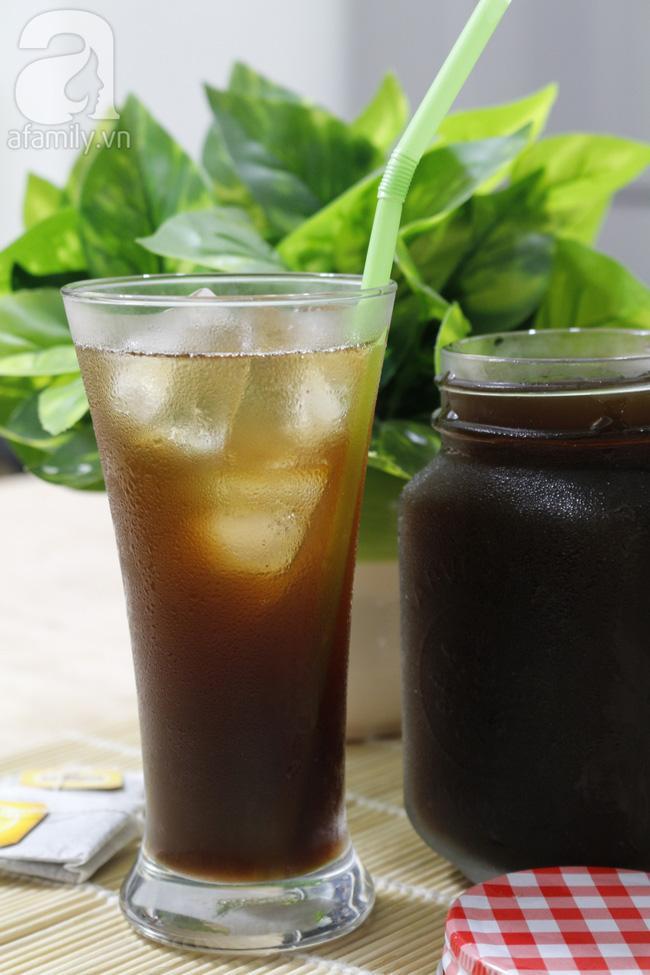 Tự nấu trà bí đao bảo vệ sức khỏe của cả nhà thôi các mẹ ơi! - Ảnh 5.