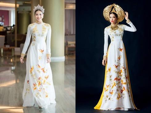 Hoa hậu Phạm Hương - 'phù thủy mix đồ' khi diện váy cũ mà vẫn rạng rỡ như lần đầu