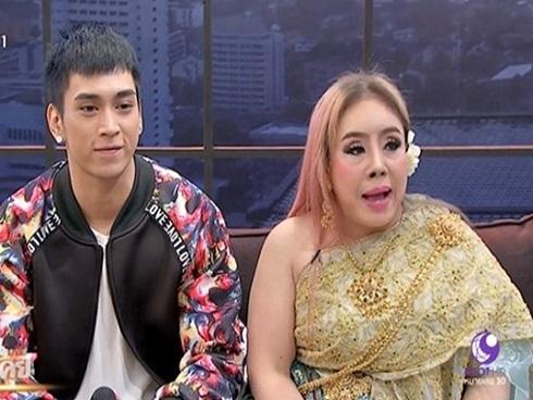 Mặc kệ dư luận, nữ đại gia Thái Lan vẫn tiếp tục 'săn' chồng trẻ thứ 13