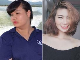 Thiếu nữ 100kg đẹp xuất sắc khi 'đánh bay' hơn 30kg mỡ