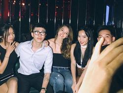 Mới tới Việt Nam, Celine Farach đã khiến dân tình điên đảo khi check-in cùng dàn hot teen