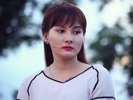 Diễn viên Bảo Thanh bị kéo đâm chảy máu khi quay phim