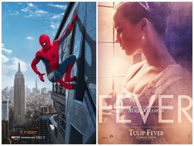 14 bộ phim hứa hẹn sẽ làm hài lòng khán giả trong mùa hè 2017