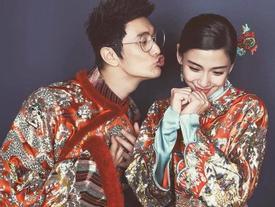 2 tấm ảnh cưới chưa từng được công bố của Angela Baby - Huỳnh Hiểu Minh được nhiếp ảnh gia tiết lộ