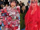 Thảm đỏ Met Gala 2017: Rihanna và Katy Perry cùng mặc dị 'chặt chém' toàn bộ khách mời