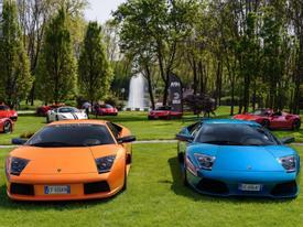 300 siêu xe hàng đầu thế giới hội tụ tại Italy