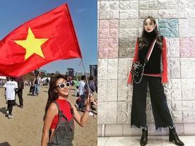 Dàn sao Việt đồng loạt khoe street style ấn tượng sau kỳ nghỉ lễ