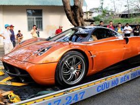 5 siêu xe đắt nhất Việt Nam 2017