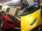 Lamborghini Huracan độ của Cường 'Đô La' tạm trú trong garage 'khủng'